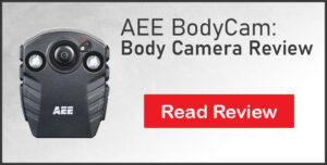 review of the aee bodycam police body camera