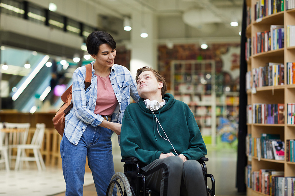 3 Things You Need in a Disability Care Agency