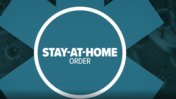 Williamson County Stay at Home order