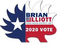 VOTE Elliott For Texas