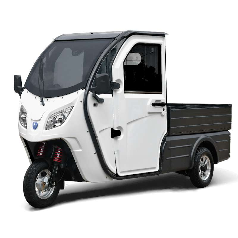 T-series truck front view