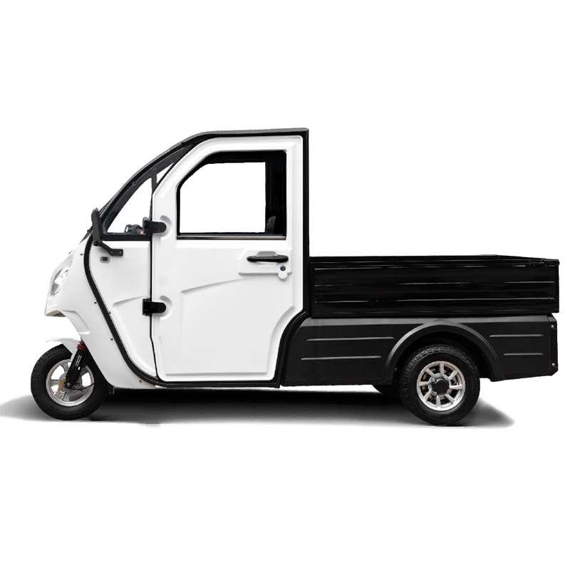 T-series truck side view