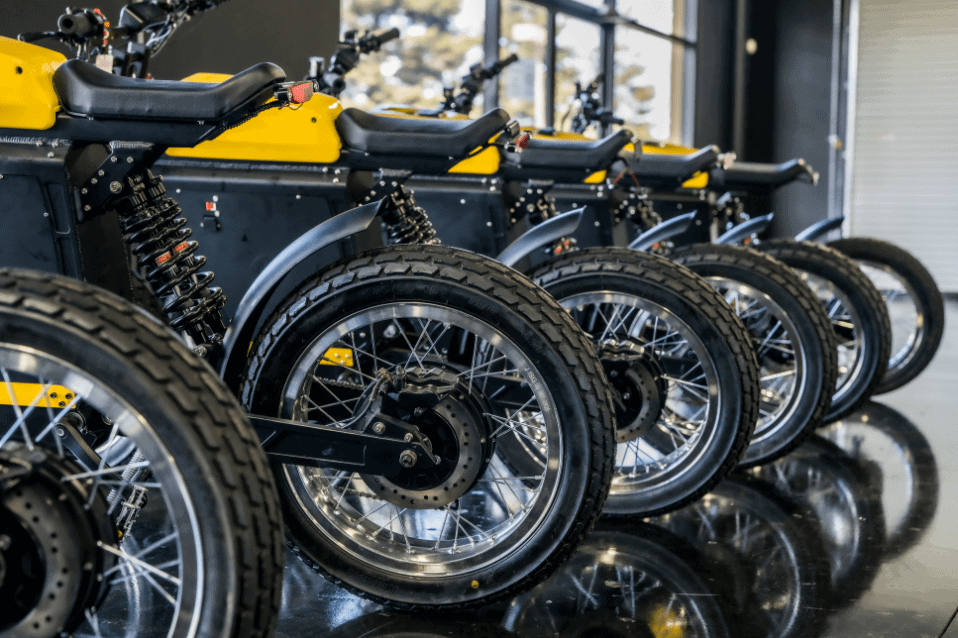 ebikes and escooters