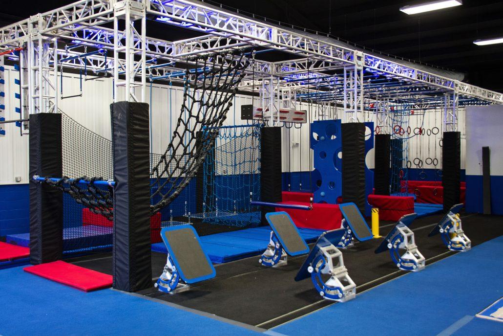 universal ninja tennessee facility
