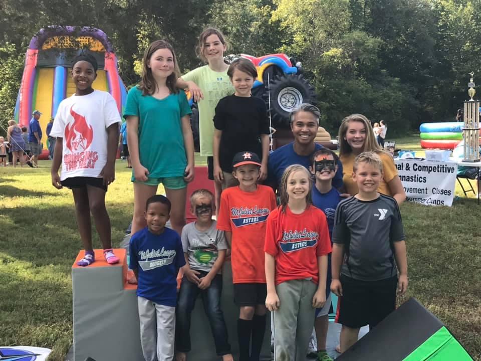 Universal Mt Juliet Community Obstacle Course