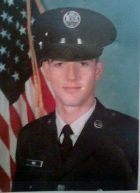 Me James U.S. Air Force