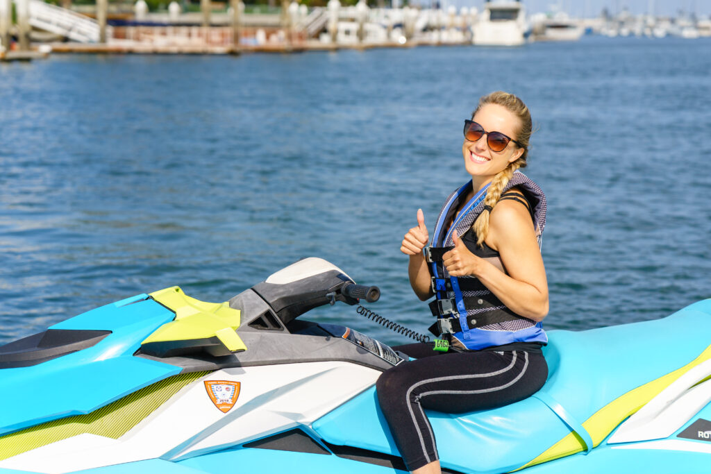 Sea Doo Rental in Newport Beach.