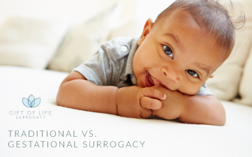 The Difference Between Gestational and Traditional Surrogacy