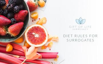 Diet Rules for Surrogates