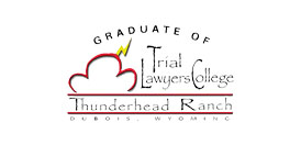 Graduate of Trail Lawyers College
