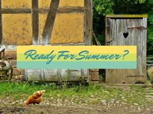 Livestock ready for summer?
