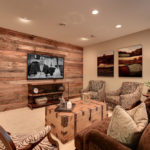 reclaimed mixed hardwood paneling