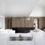 Reclaimed wood tiles