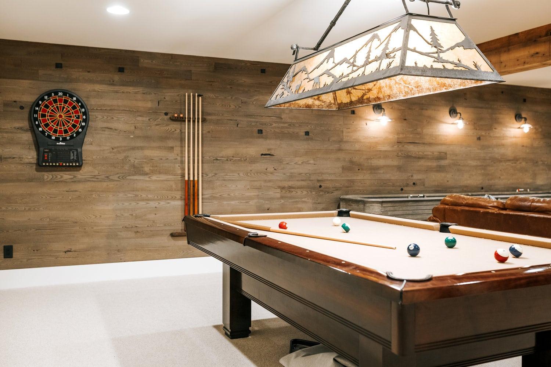 Reclaimed Wood Ceiling Panels: Panel Options + Benefits