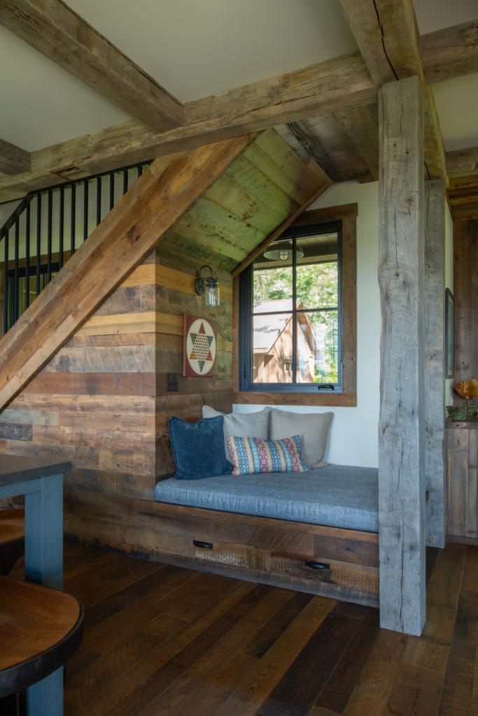 Antique Wood Paneling: Authentic Antique Lumber