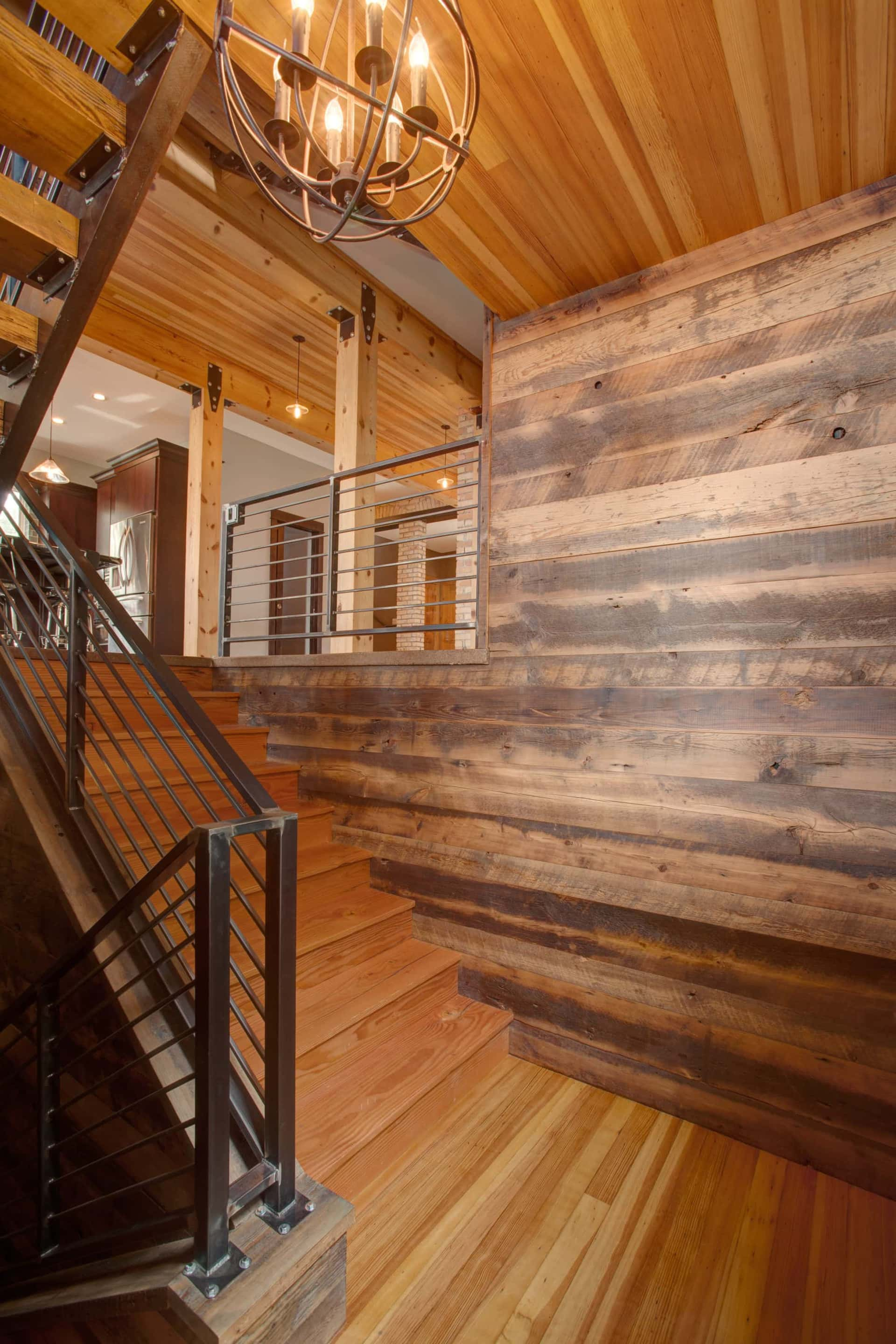 Vintage Wood Paneling: Authentic Antique Lumber