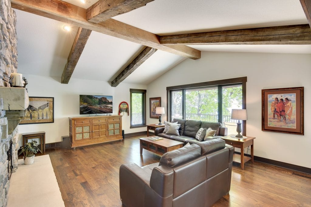 Reclaimed Wood Ceiling Beams: Understanding The Durability & Style Reclaimed Timbers Give Your Ceiling