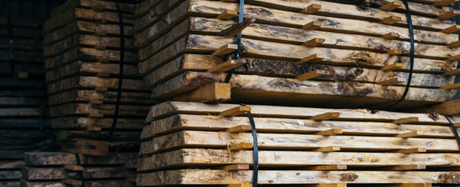 reclaimed wood timbers