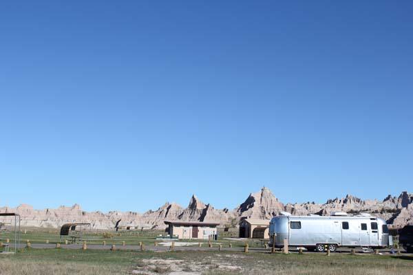 The Badlands were incredible!