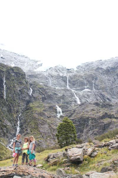 Rob Roy Glacier! Amazing Hike!