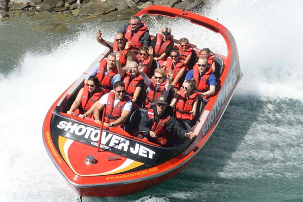 """Nothing like a jet boat ride in 4"""" of water!!!"""