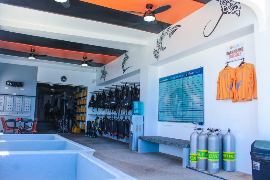 Grand Opening of LLV Divers New Dive Shop
