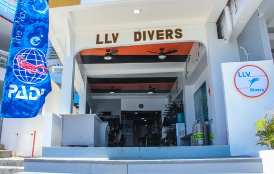 Lalaguna Villas Luxury Dive Resort & Spa - LLV Divers
