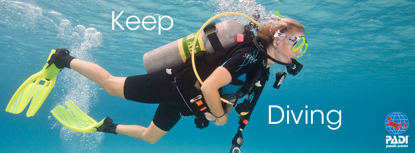 PADI's Thoughts on Returning to Diving