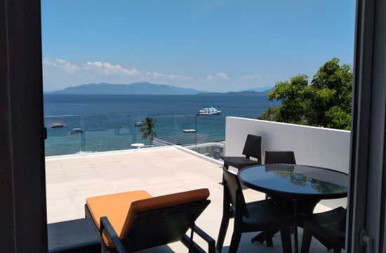 Lalaguna-Villas-Luxury-Dive-Resort-Spa- Upper Terrace View