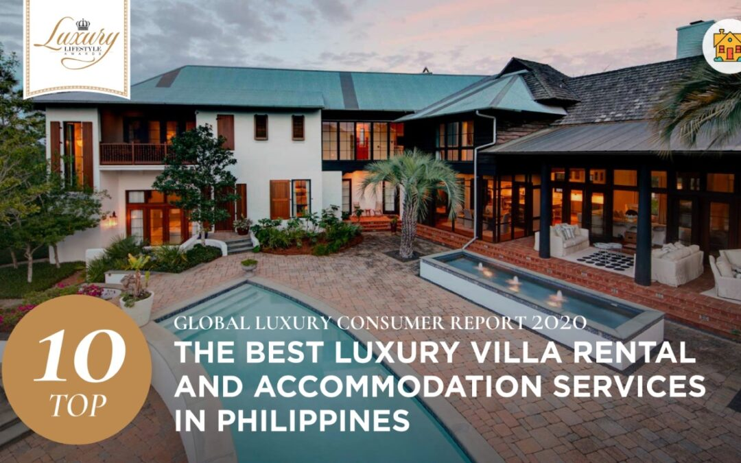 TOP 10 — Villa Rental and Accommodation Services in Philipines 2020_Lalaguna Villas 1
