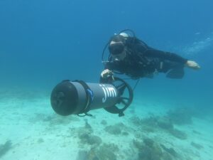 PADI DPV (Diver Propulsion Vehicle)