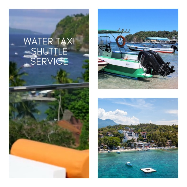 WATER TAXI SHUTTLE SERVICE - LALAGUNA VILLAS