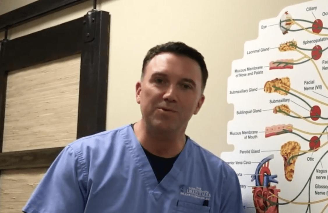 Dr. Chris Cormier, DC Testimonial
