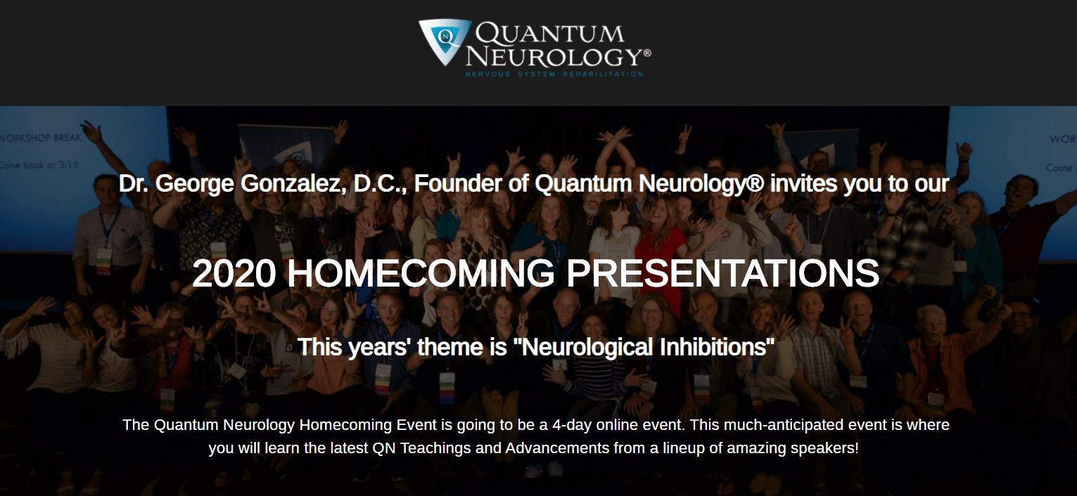 QN Homecoming Invite