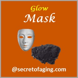 Glow Mask by Secret of Aging