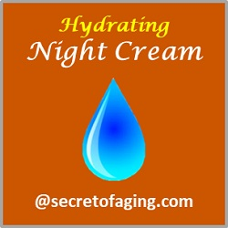 Hydrating Night Cream by Secret of Aging