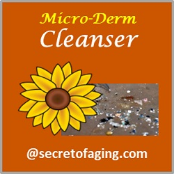 Micro Derm Cleanser by Secret of Aging