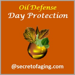 Oil Defense Protection by Secret of Aging