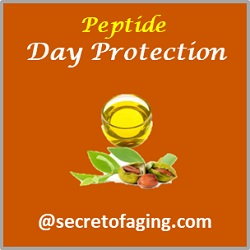 Peptide Protection by Secret of Aging