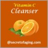 Vitamin C Cleanser by Secret of Aging