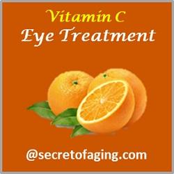 Vitamin C Eye Treatment by Secret of Aging