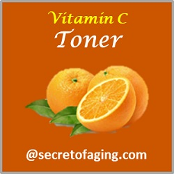 Vitamin C Toner by Secret of Aging