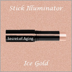 Stick Illuminator - Ice Gold