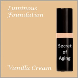 Luminous Foundation - Vanilla Cream