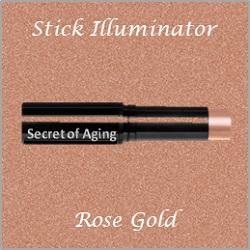 Stick Illuminator - Rose Gold