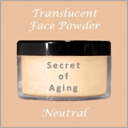 Neutral Loose Face Powder by Secret of Aging