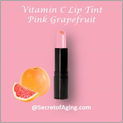 Vitamin C Lip Tink Pink Grapefruit