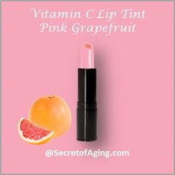 Vitamin C Lip Tink Pink Grapefruit