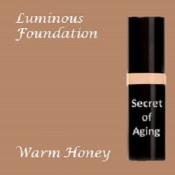 Warm Honey Luminous Foundation