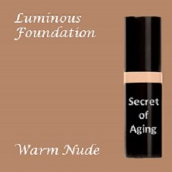 Warm Nude Luminous Foundation